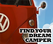 Find your dream camper